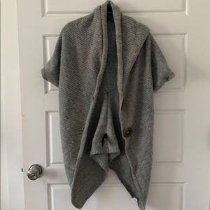 Forever 21 Sweaters - Gray knit oversized sweater